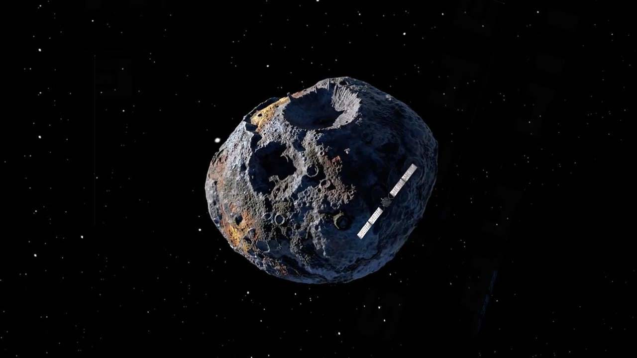 Asteroid 16 Psyche: A quick primer as NASA enters Phase C