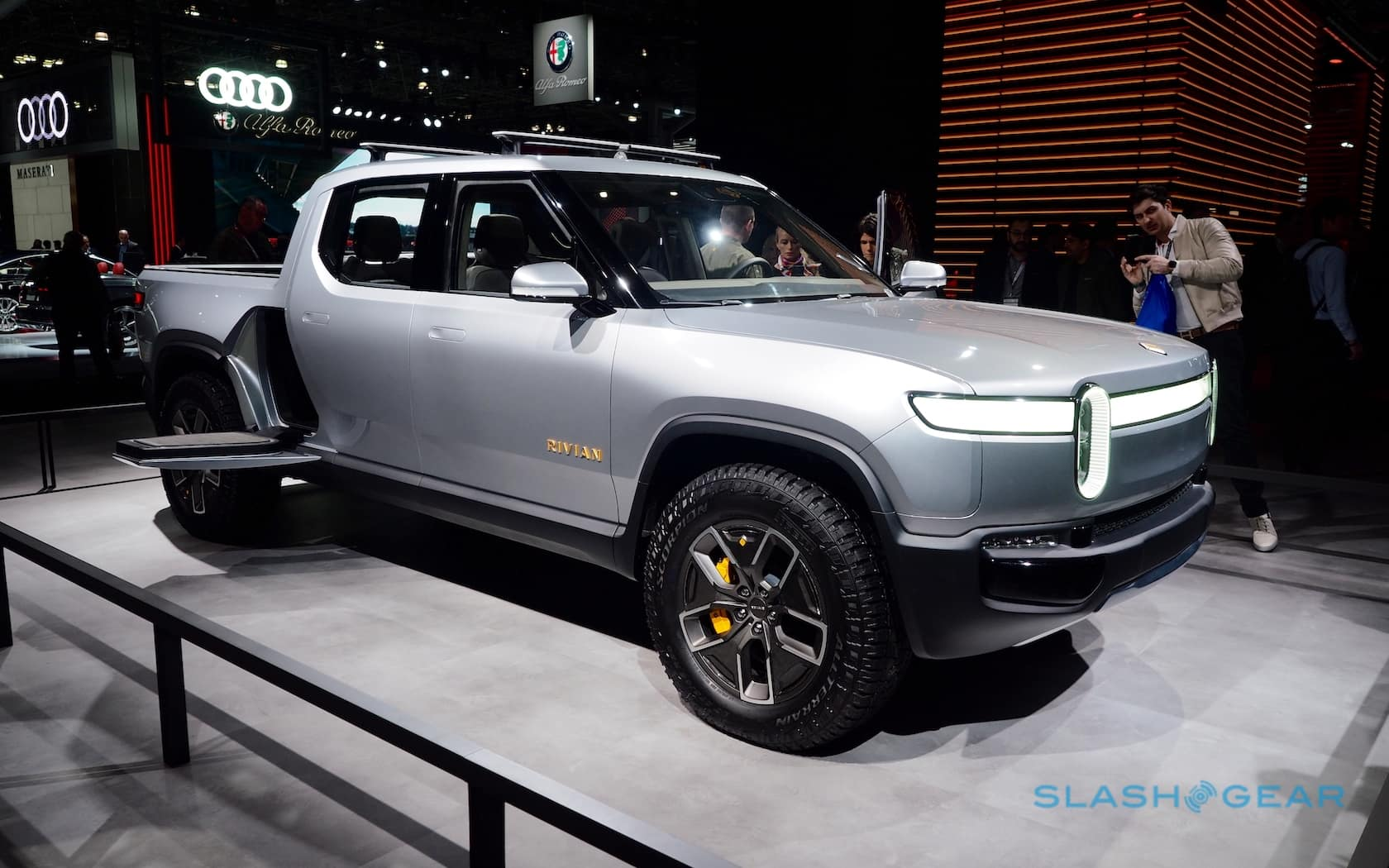 Ford leapfrogs GM to ink Rivian deal: All-new electric ...