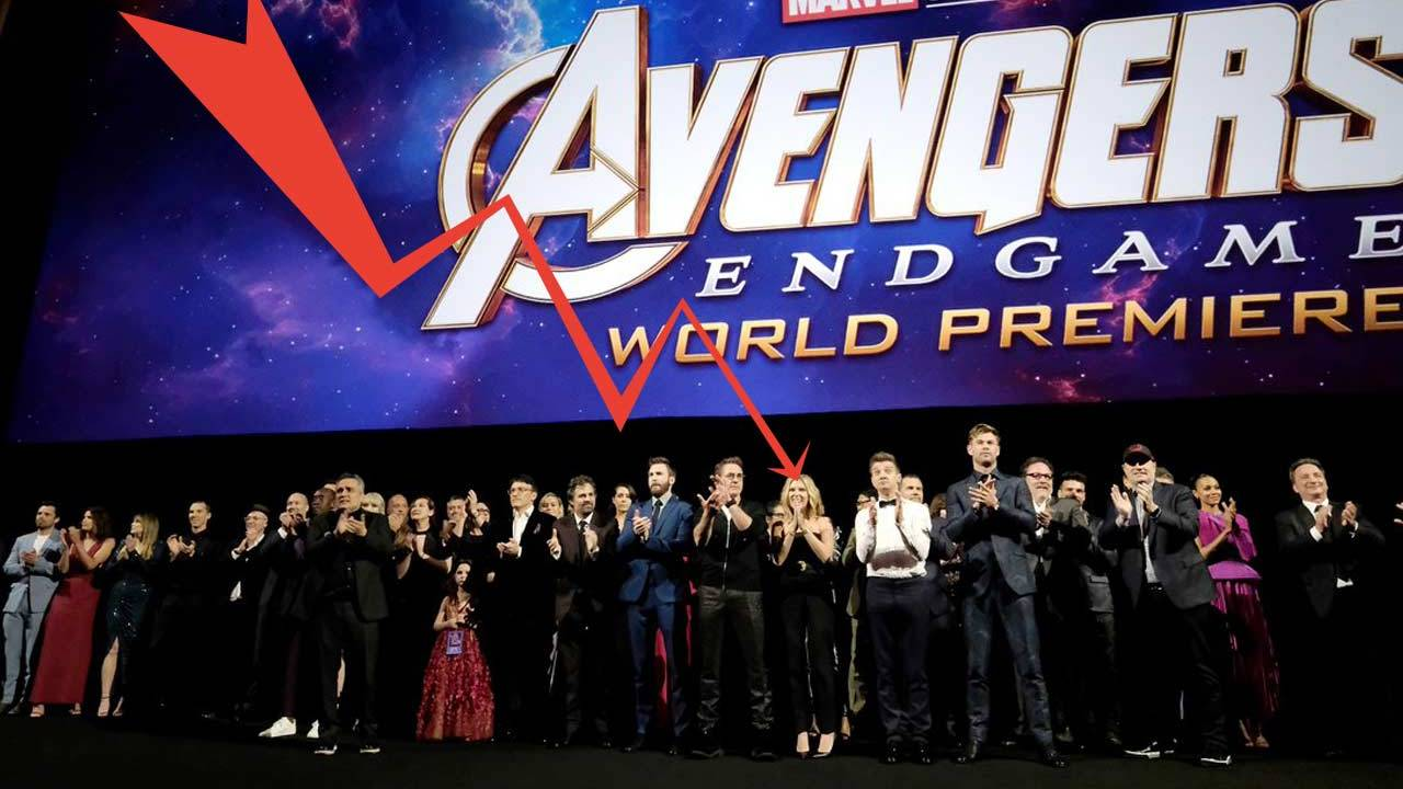 Insane fan theory: Avengers Endgame spoilers on hands of Brie Larson, S. Johansson