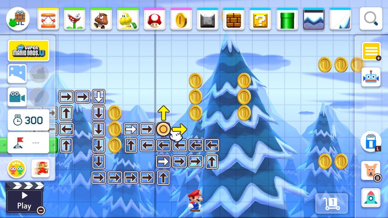Super Mario Maker 2 Nintendo Switch exclusive finally has a