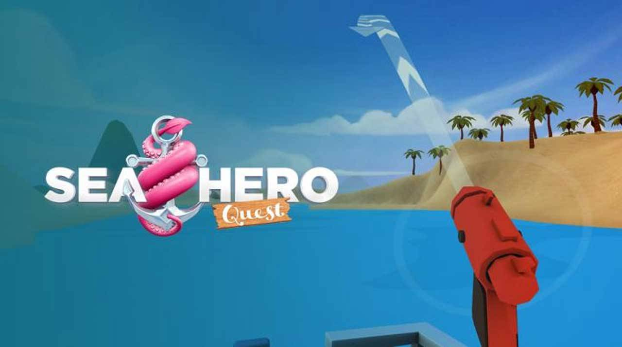 Sea Hero Quest can tell if you are at higher risk for Alzheimer's