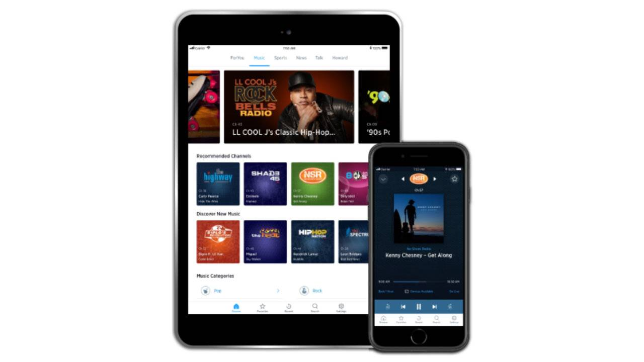 SiriusXM Essential streaming plan offers 300 radio channels