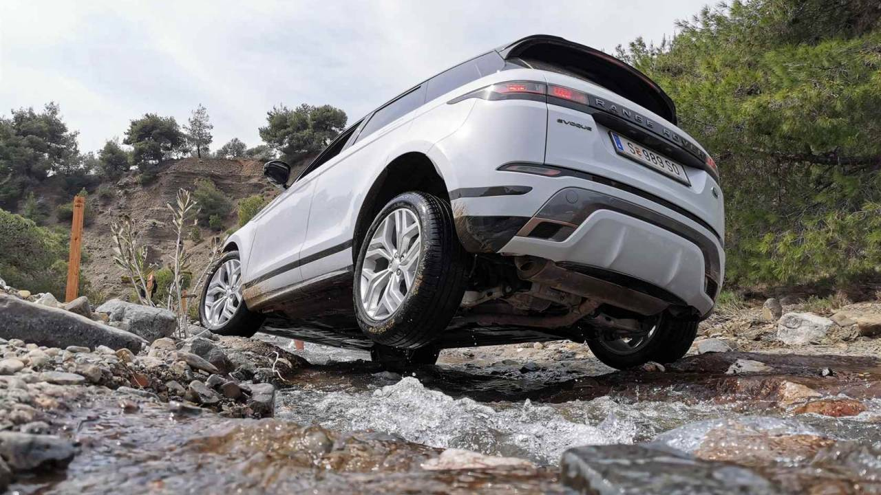 2020 Range Rover Evoque first drive review: Crisper crossover