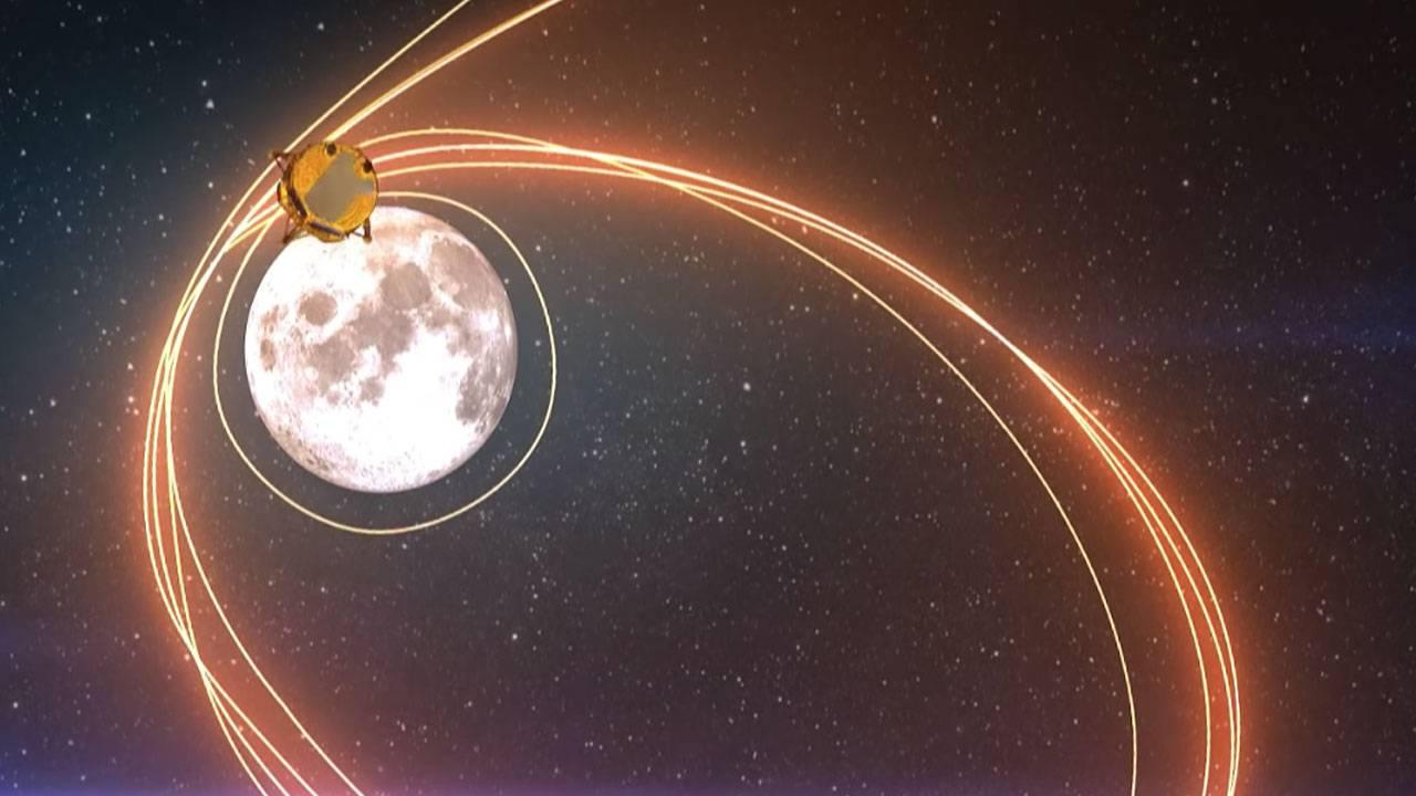 Israel's SpaceIL circles moon with Beresheet (Genesis)