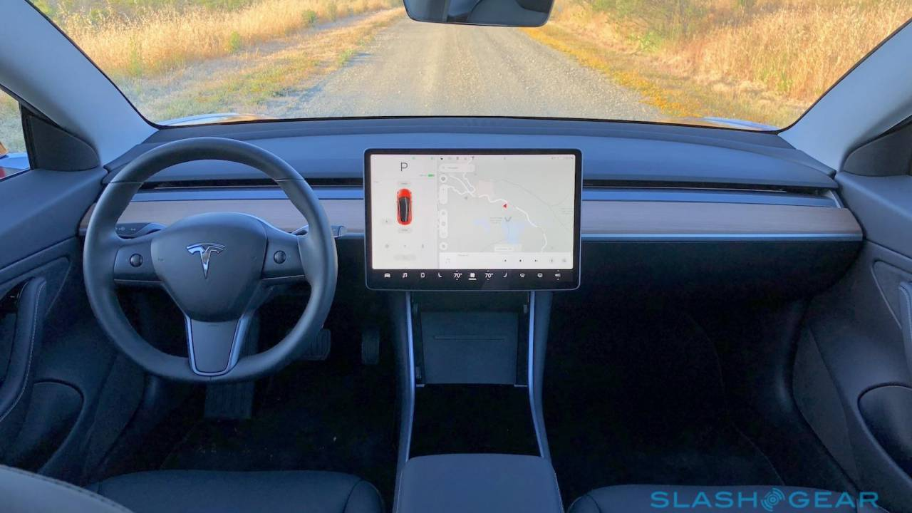 Elon Musk spills the Model 3 cabin camera's secrets