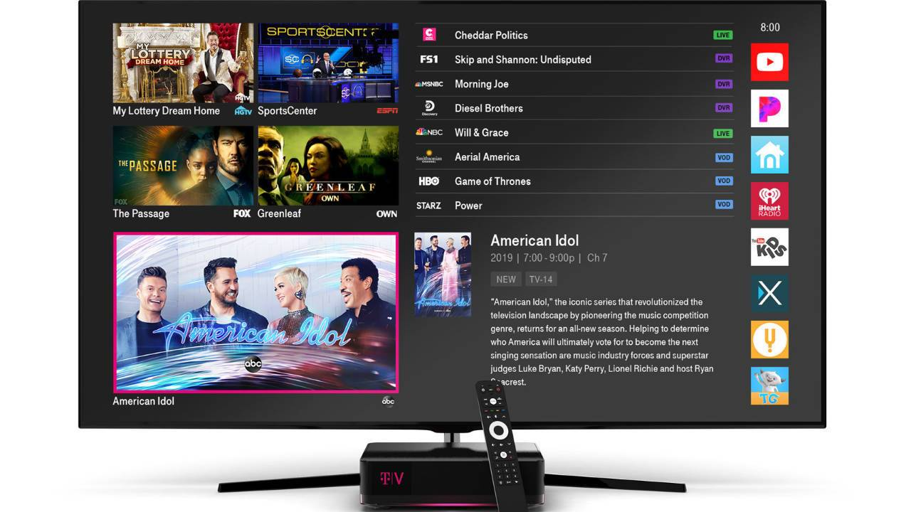 T-Mobile TVision Home promo offers satellite customers $500 to switch