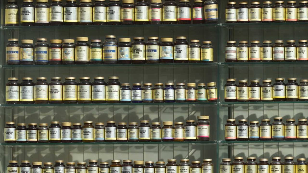 These vitamins may lower death risk, but only if you get them from food