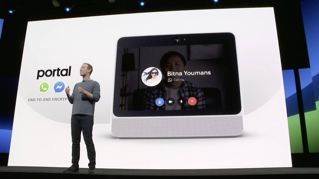 The four weirdest things at Facebook F8 2019 today