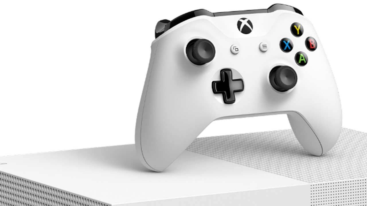 Xbox One S All-Digital Edition release date, price, games