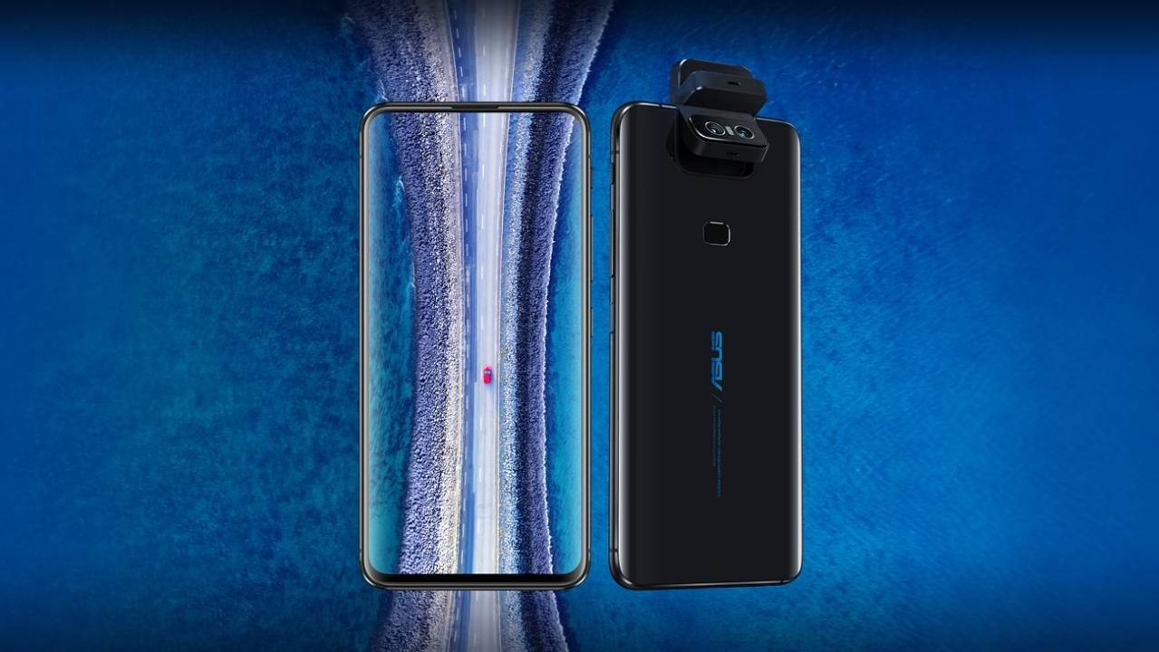 ASUS ZenFone 6 flip camera is begging to be stress tested