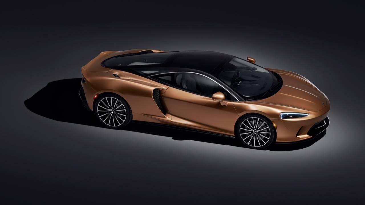 2020 McLaren GT Gallery