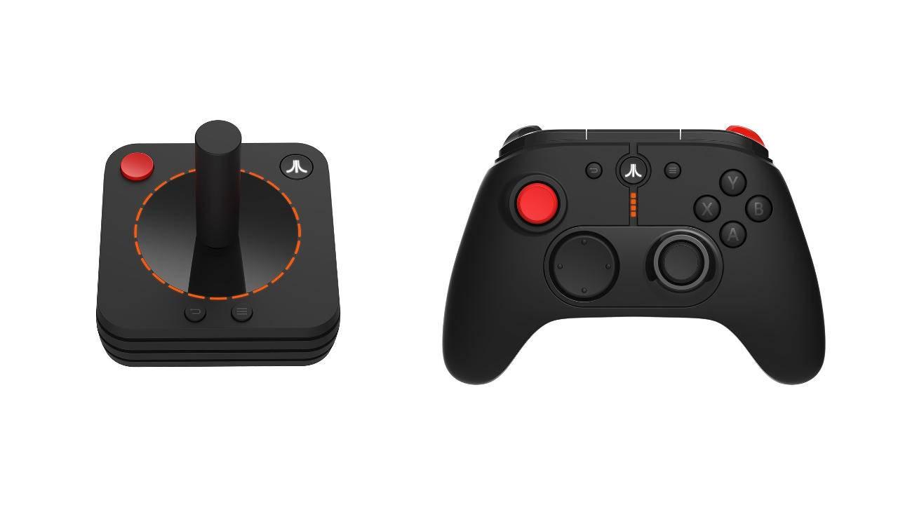 New Atari Console 2020 Atari VCS Classic Joystick blends the old with the new   SlashGear