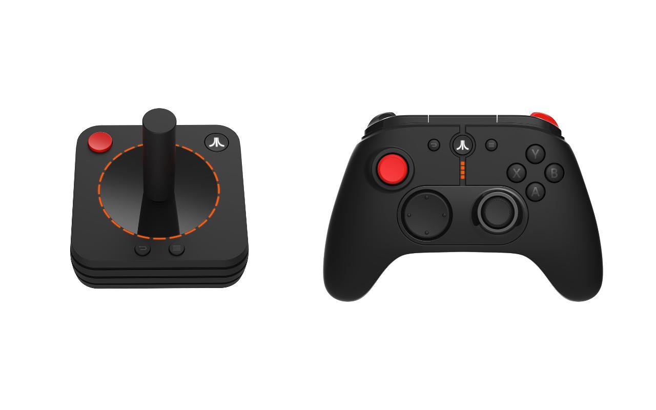 Atari Vcs Classic Joystick Blends The Old With The New Slashgear
