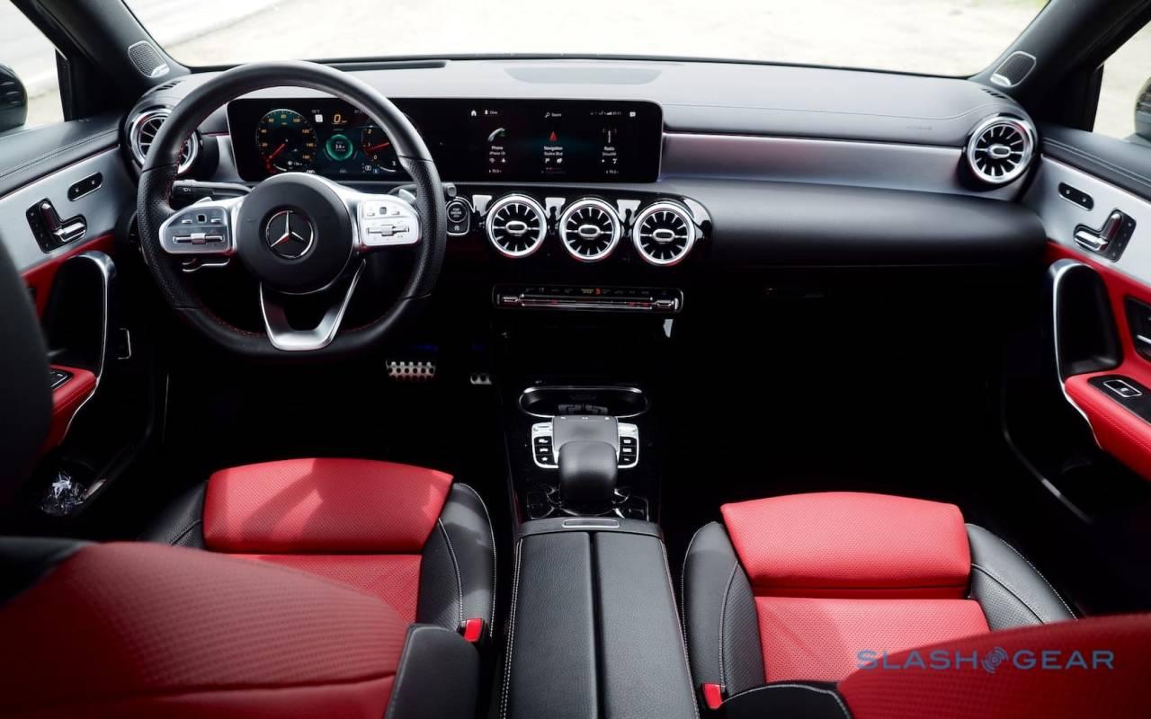 2019 Mercedes-Benz A220 4MATIC review: Small sedan, huge ...