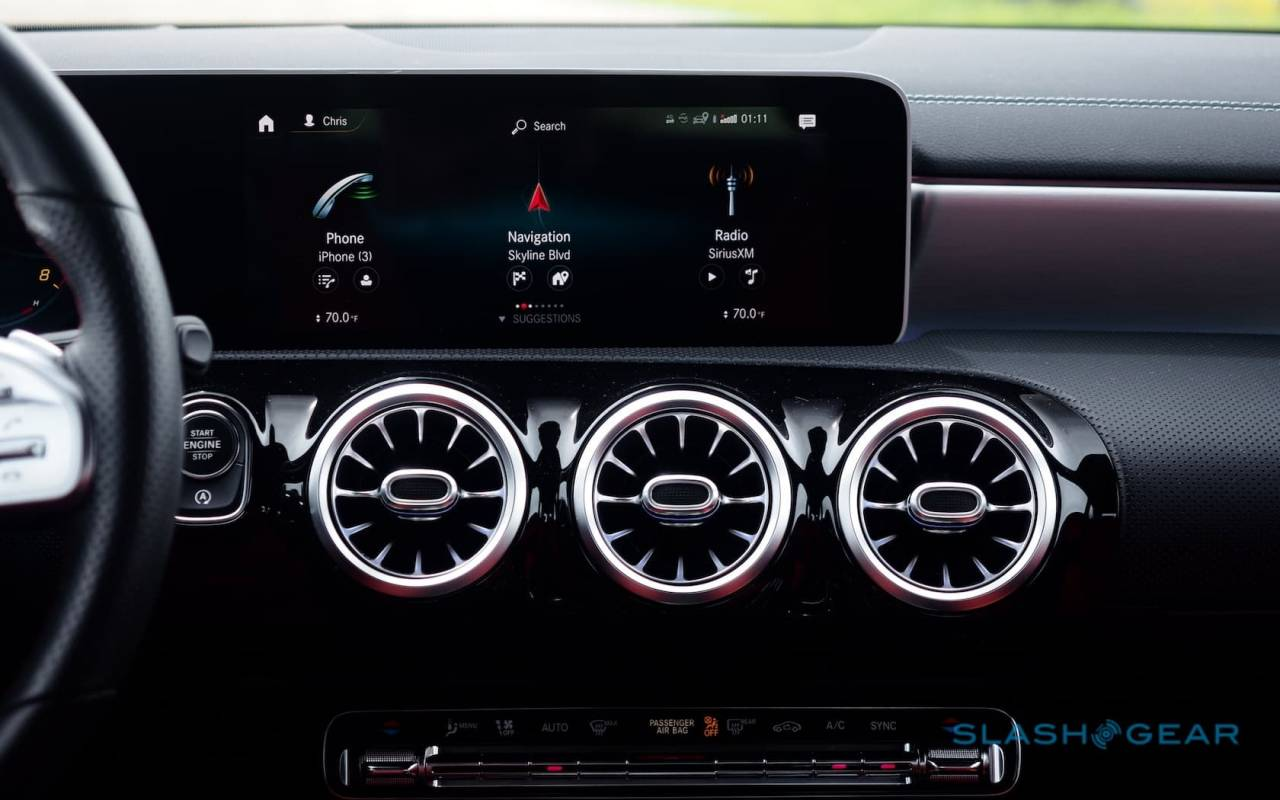 2019 Mercedes-Benz A220 4MATIC review: Small sedan, huge ...