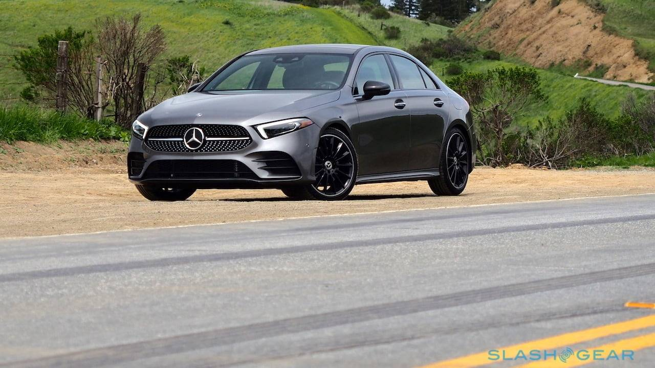 2019 Mercedes-Benz A220 4MATIC review: Small sedan, huge surprise