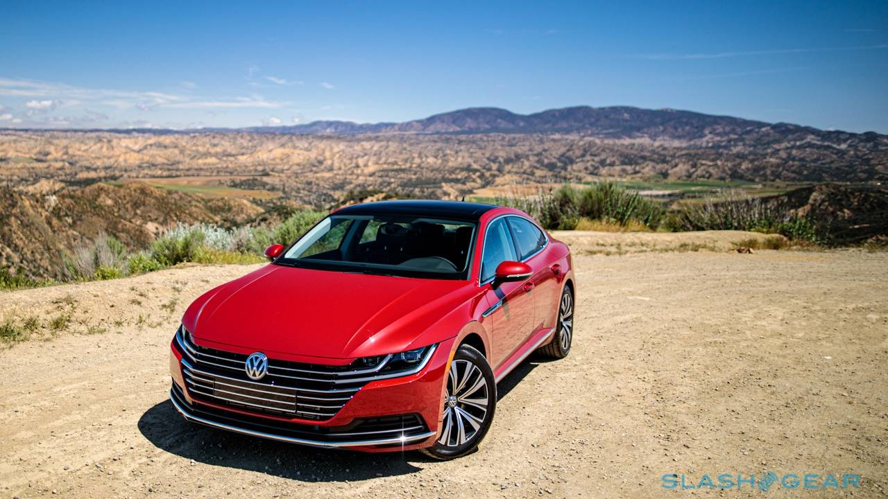 2019 Volkswagen Arteon First Drive: More than the sum of its name