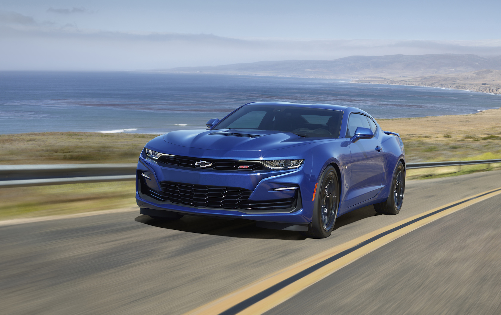 2020 Camaro SS gets a welcome nose-job as LT1 V8 joins ...