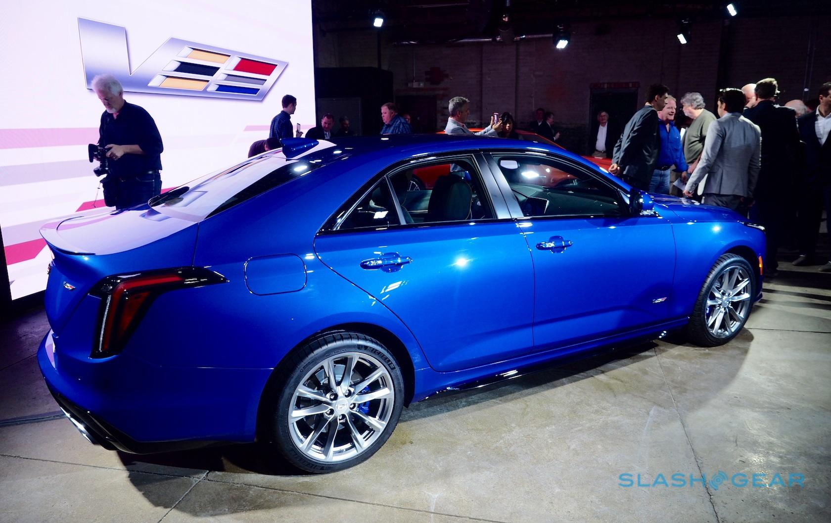 2020 Cadillac CT4-V and CT5-V Gallery - SlashGear