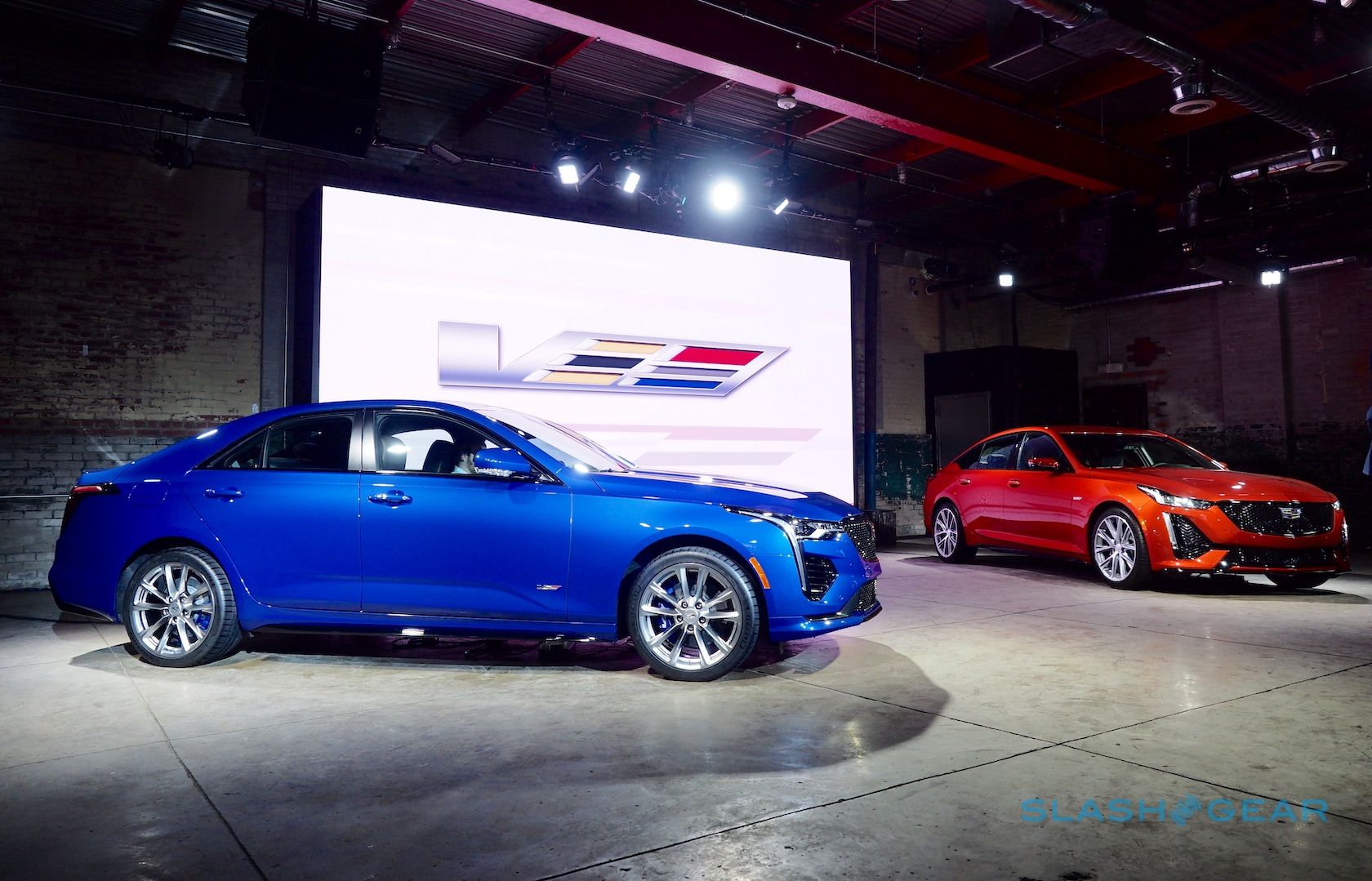 2020 Cadillac CT4-V and CT5-V Gallery - SlashGear