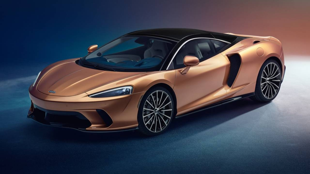 2020 McLaren GT is a 612hp replacement for your private jet