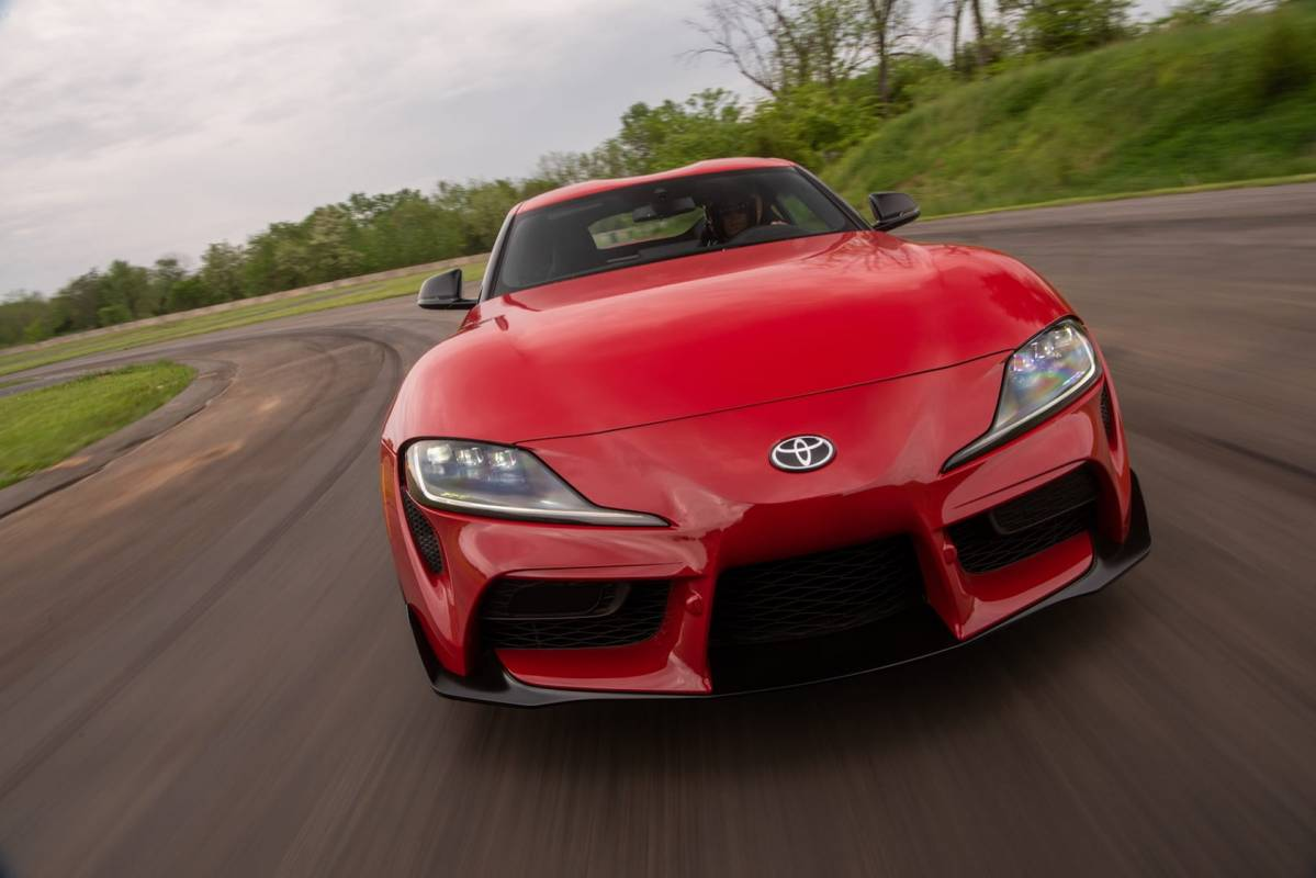 2020 Toyota Supra First Drive Reset Your Expectations