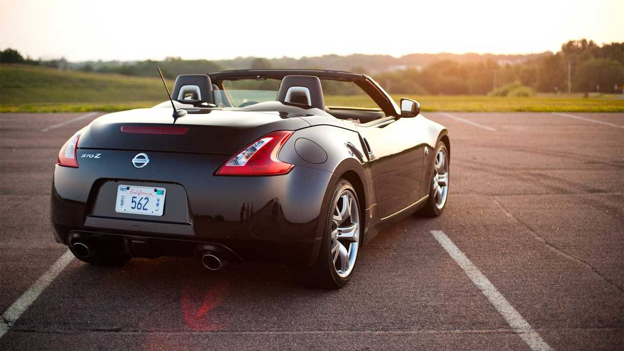 Nissan 370Z Roadster is no more