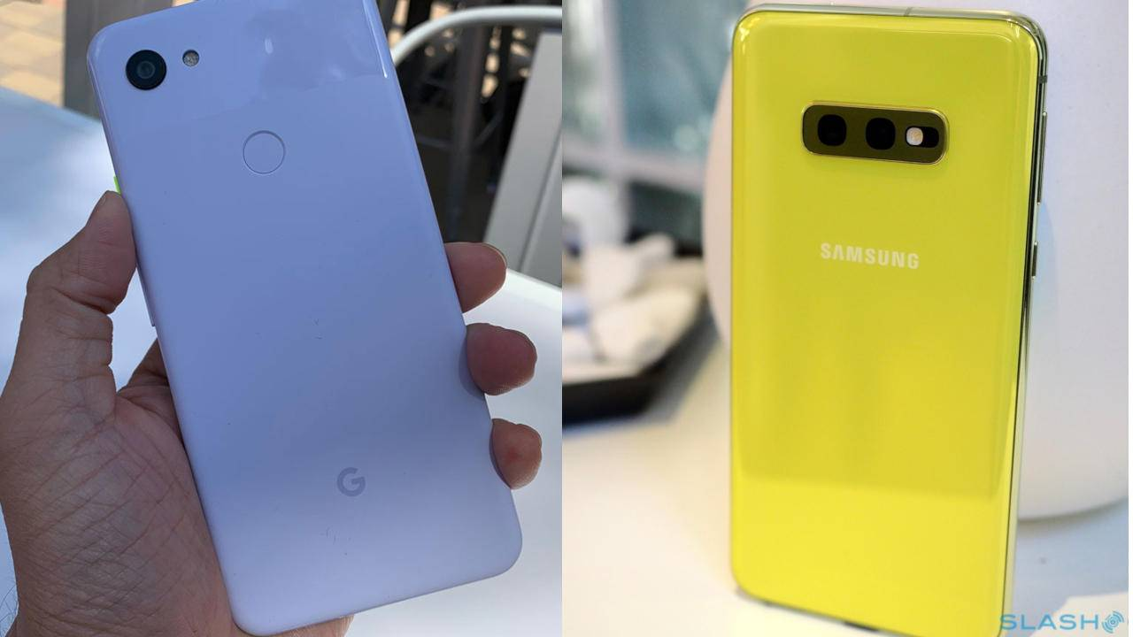 Pixel 3a vs Galaxy S10e: the better Android for your wallet