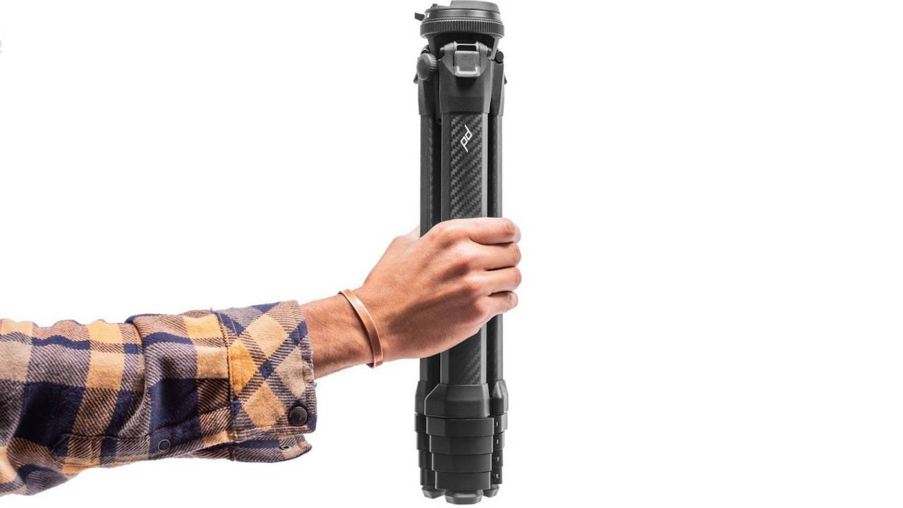 Peak Design Travel Tripod could be a photographer's must-have