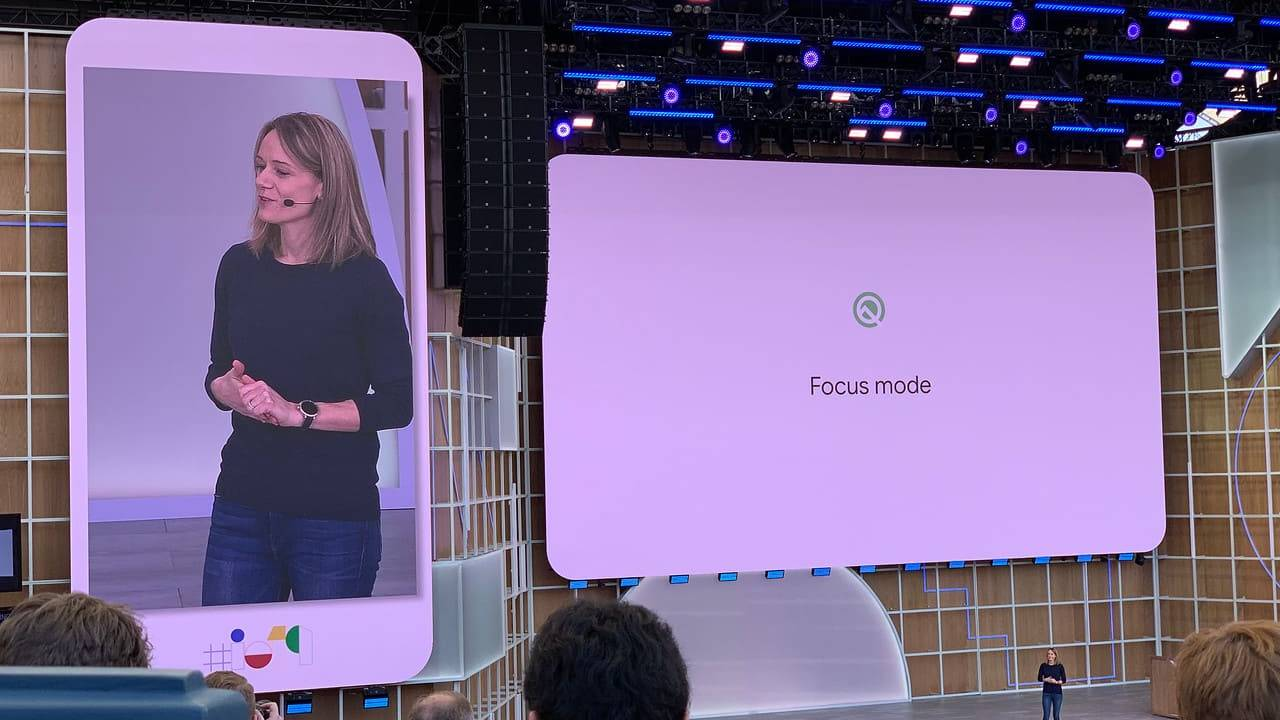 Android Focus Mode lets you tune out distracting apps