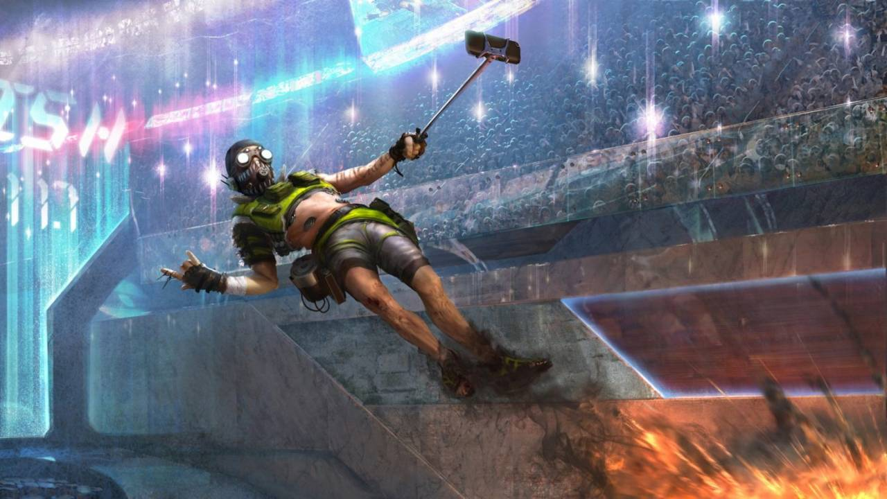 Apex Legends season 2 will be detailed next month