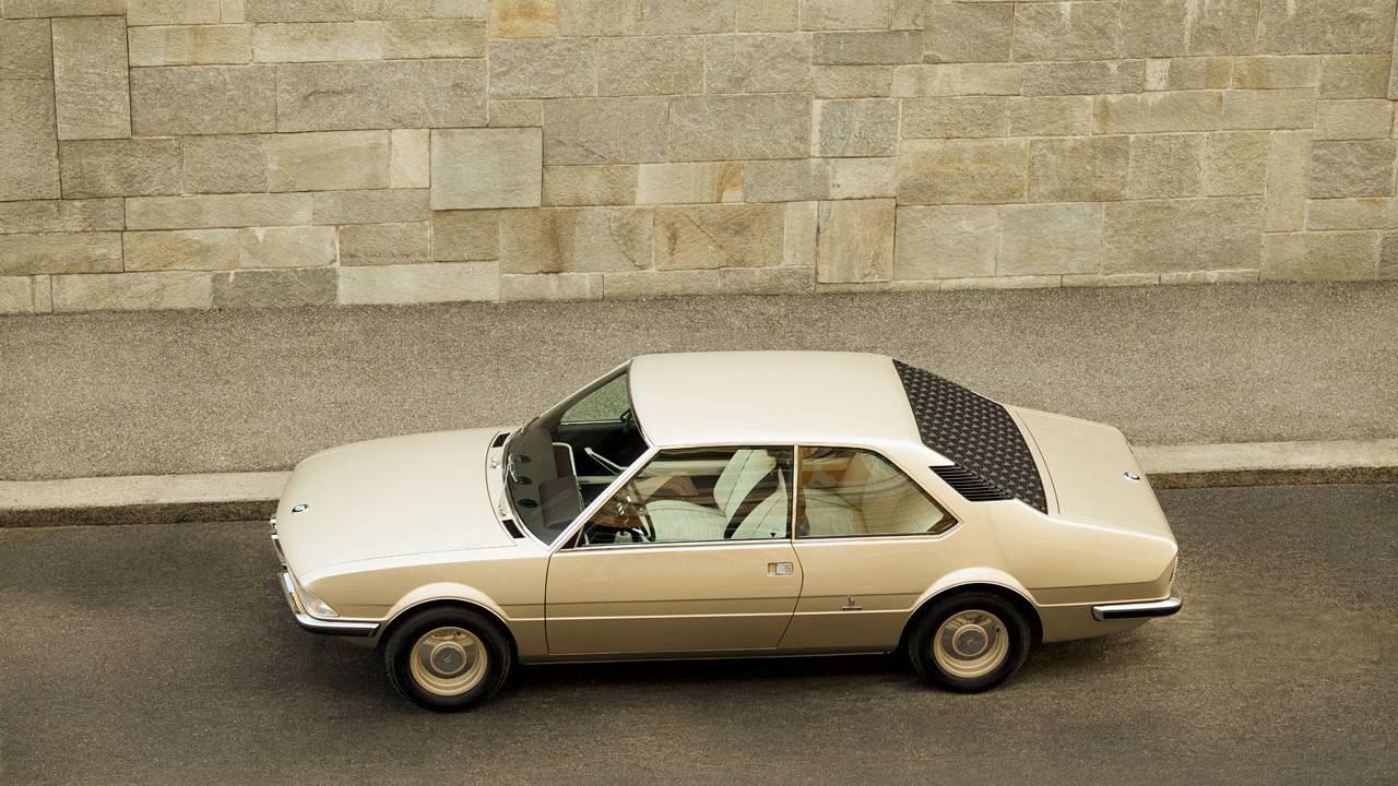 Bmw Recreates The Bmw Garmisch Concept Car From 1970 Slashgear