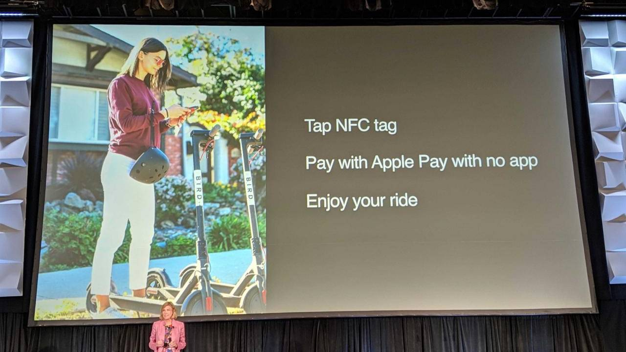Apple Pay won't need apps to work with some NFC stickers