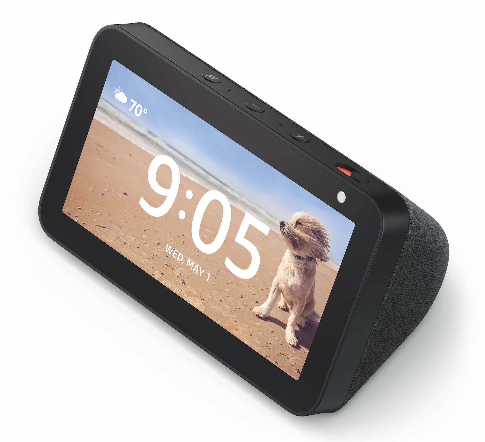 Amazon Echo Show 5 Is A $90 Alexa Smart Display With