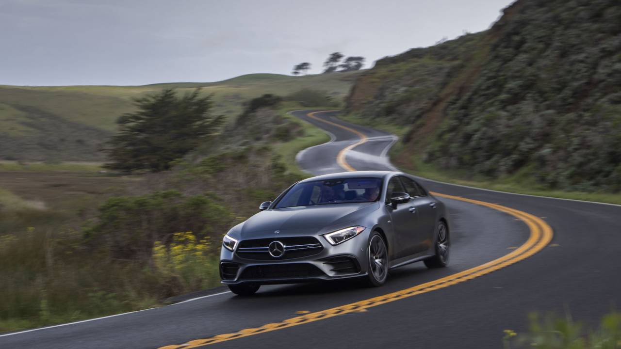 2019 Mercedes-AMG CLS 53 Coupe First Drive: A hybrid for the heart