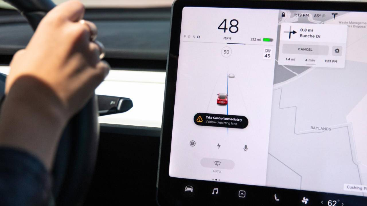 Tesla rolls out new safety features for all owners to curb accidents