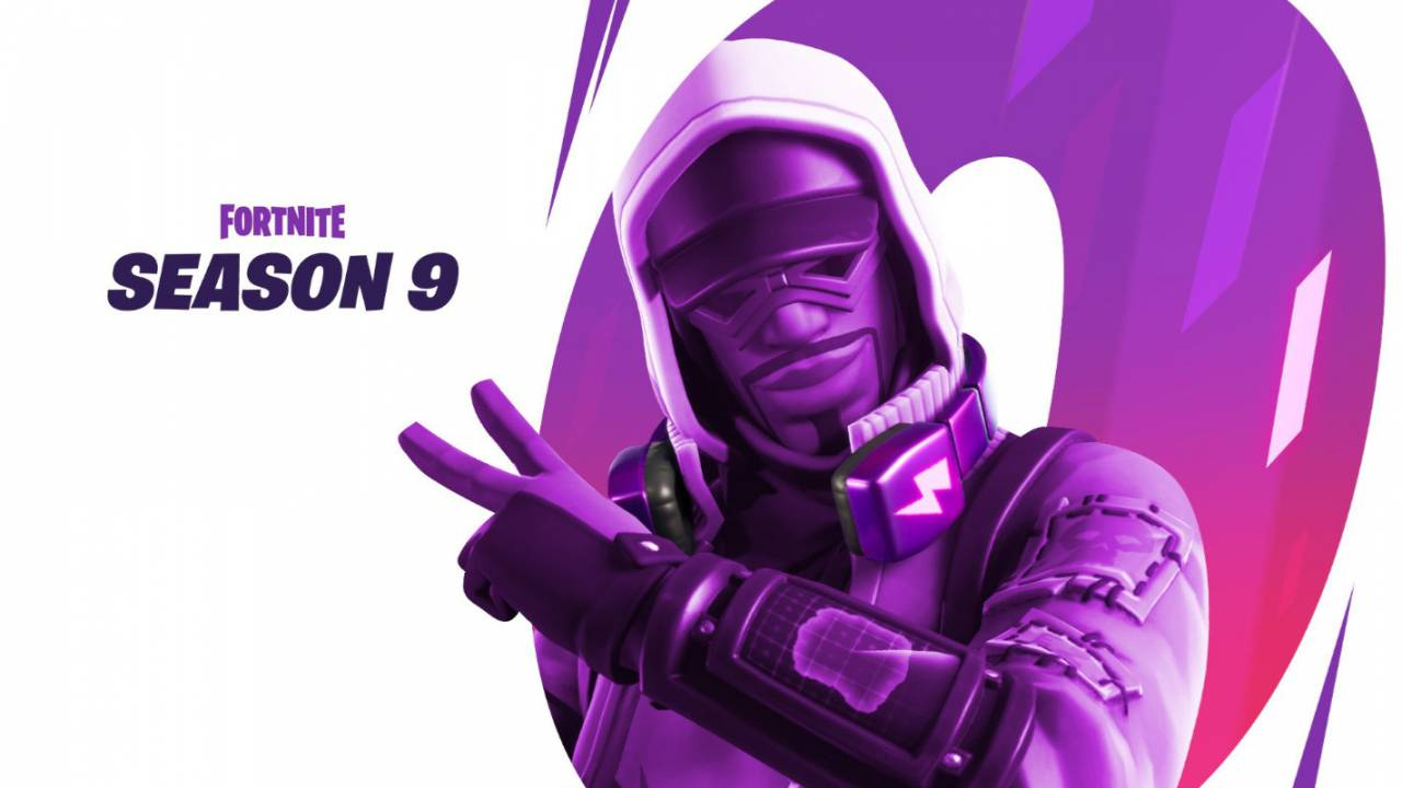 Fortnite downtime details revealed, plus futuristic Season 9 teasers