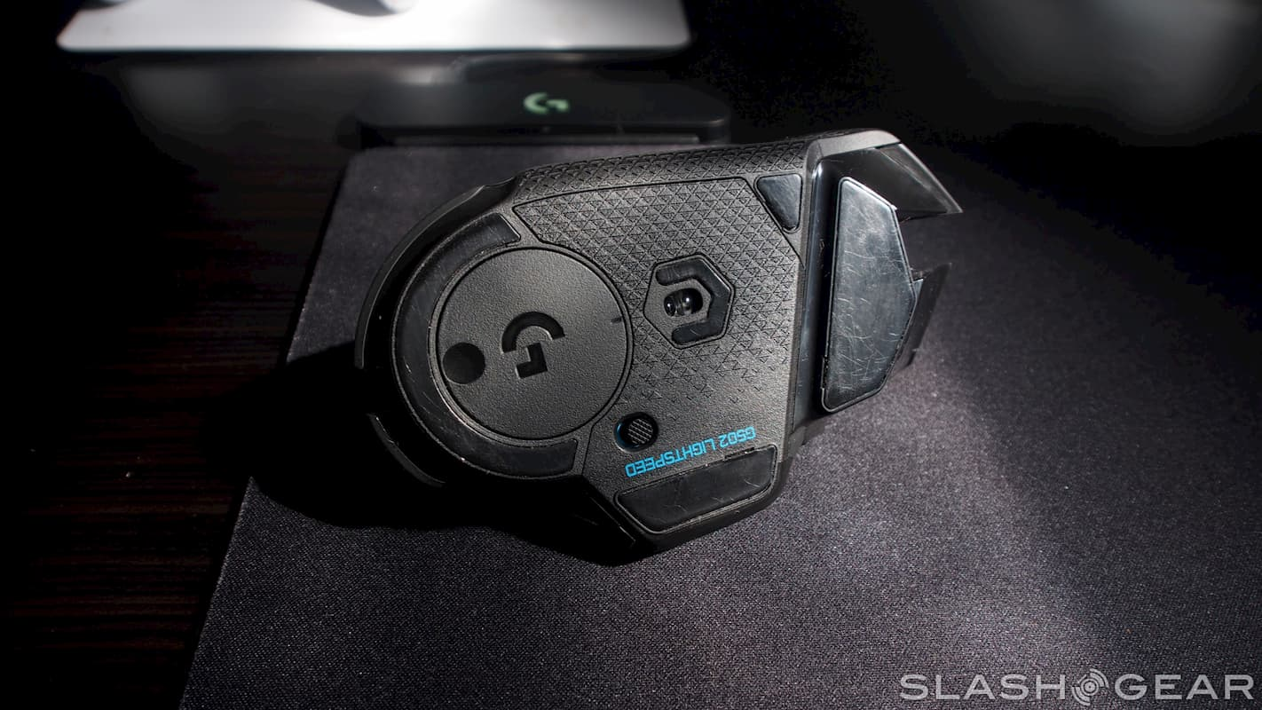 Logitech G502 Lightspeed review: A pricey gaming mouse, but