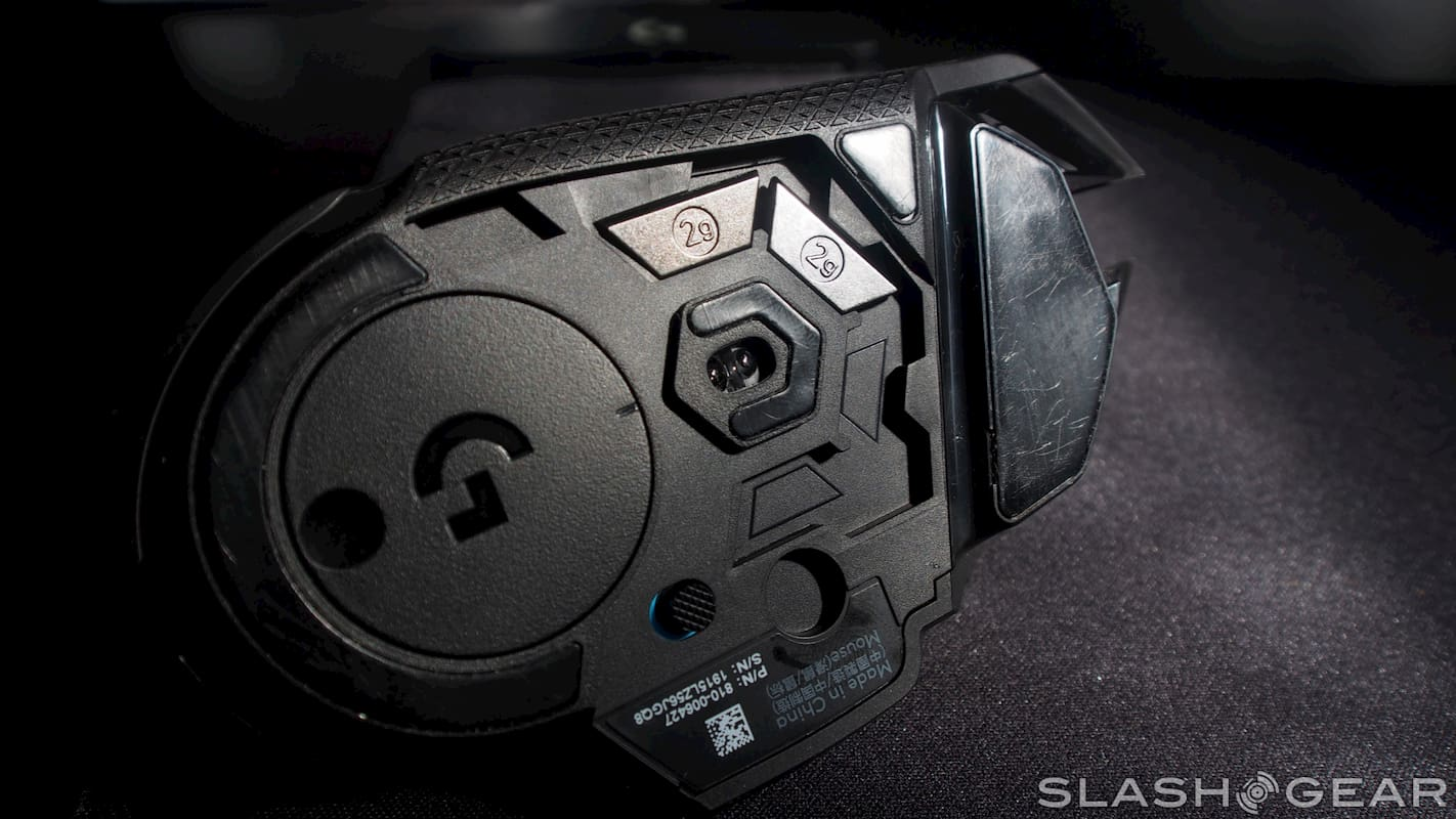 Logitech G502 Lightspeed review: A pricey gaming mouse, but a good