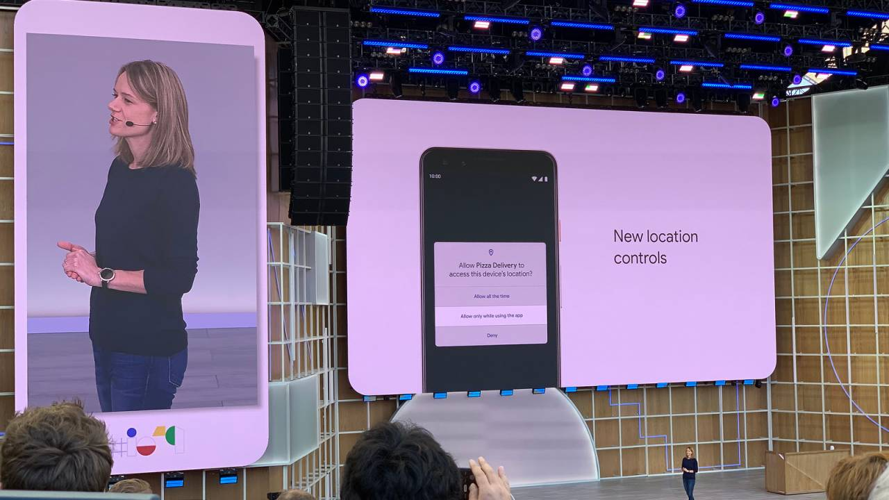 Android Q pushes privacy: New app location controls, easier security updates