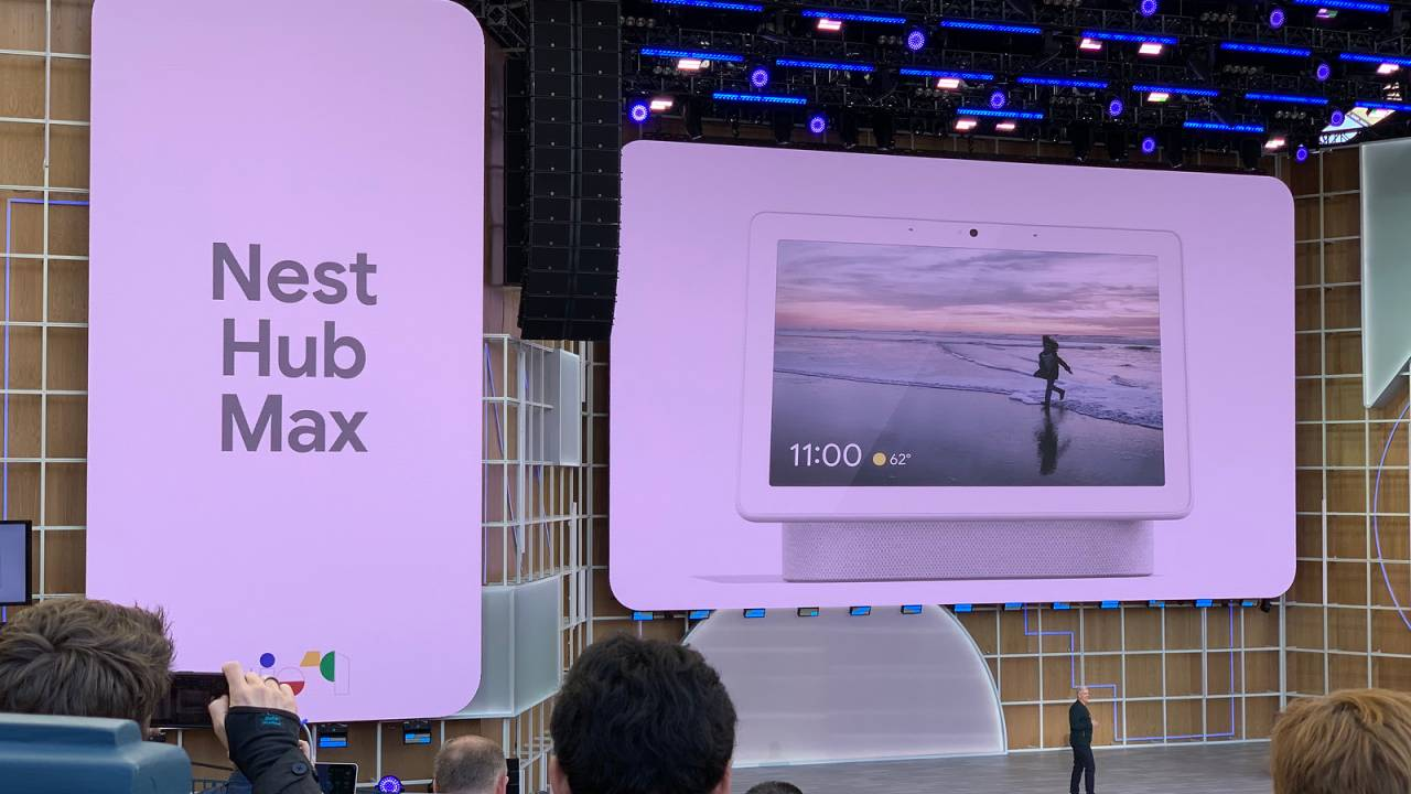 Google Nest Home Hub 10″ smart display adds camera: Pricing and release