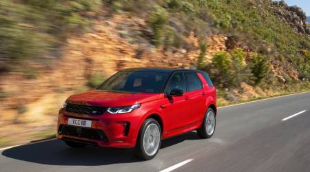 2020 Land Rover Discovery Sport Gallery