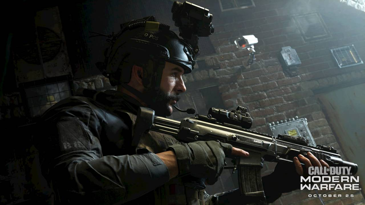Call of Duty: Modern Warfare revealed with 'edgy' campaign, no season pass
