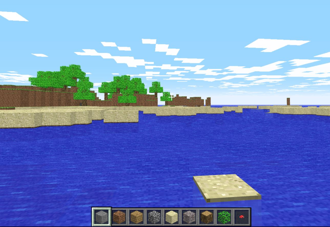 Minecraft Classic can now be played in your web browser SlashGear