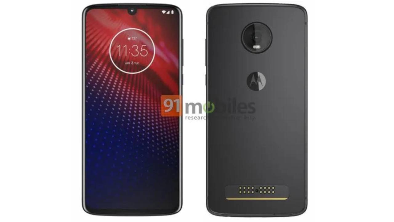 Moto Z4 will try to stand out by being traditional