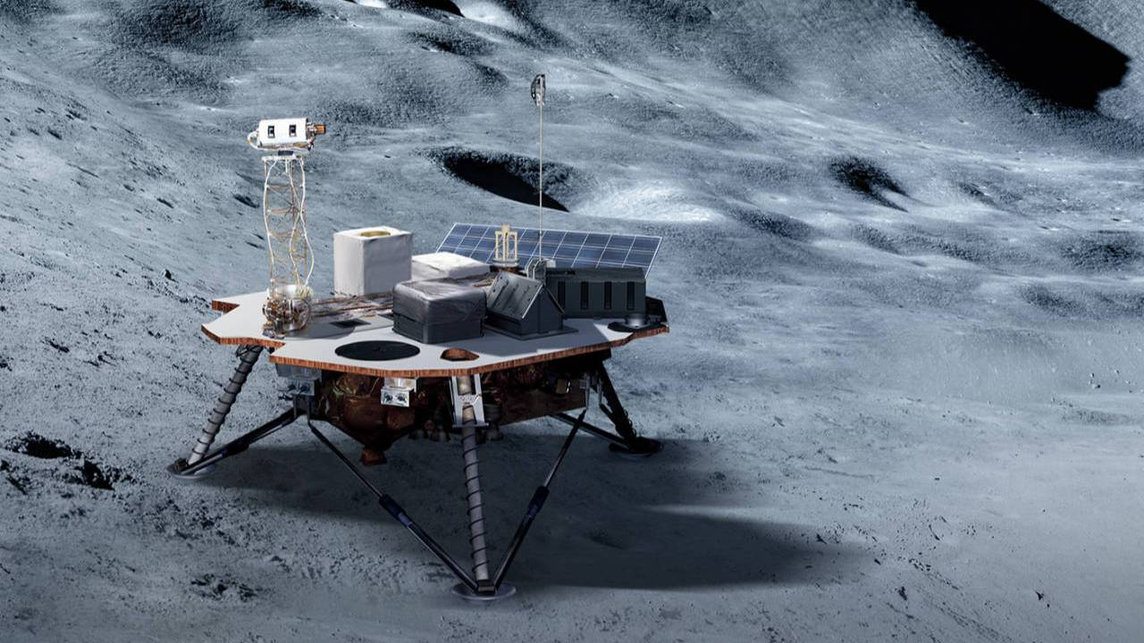 NASA selects three companies for Moon cargo delivery missions