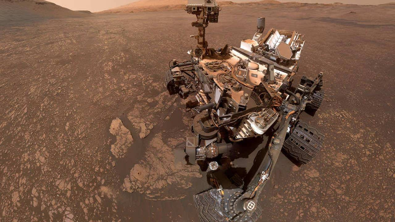 NASA Curiosity rover's latest clay discovery hints at ancient lakes