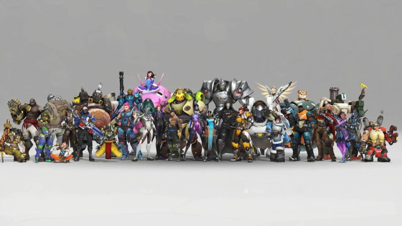 New Overwatch Skins 2020.Overwatch Anniversary 2019 Now Live Here Are All The New