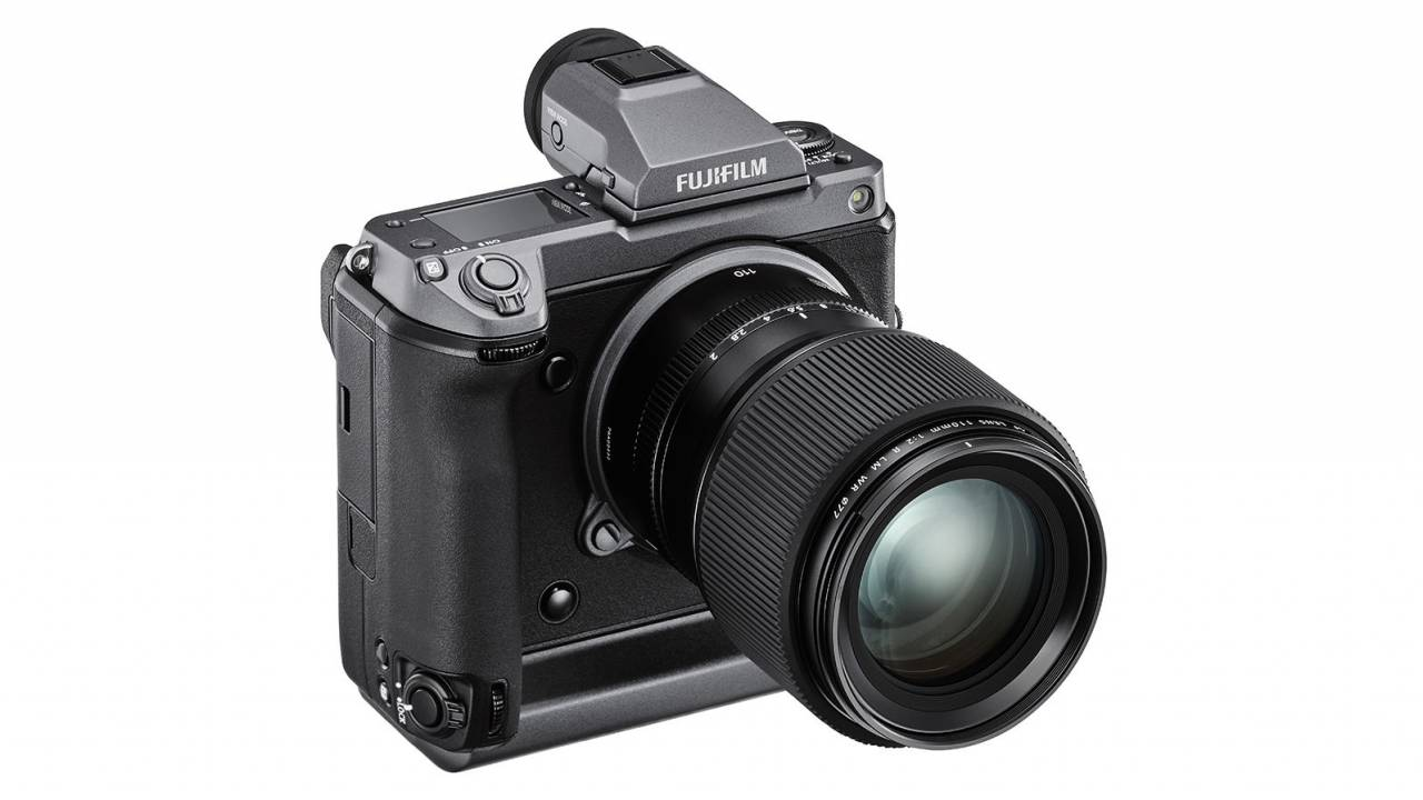 Fujifilm GFX100 is a 102MP photographer's mirrorless dream