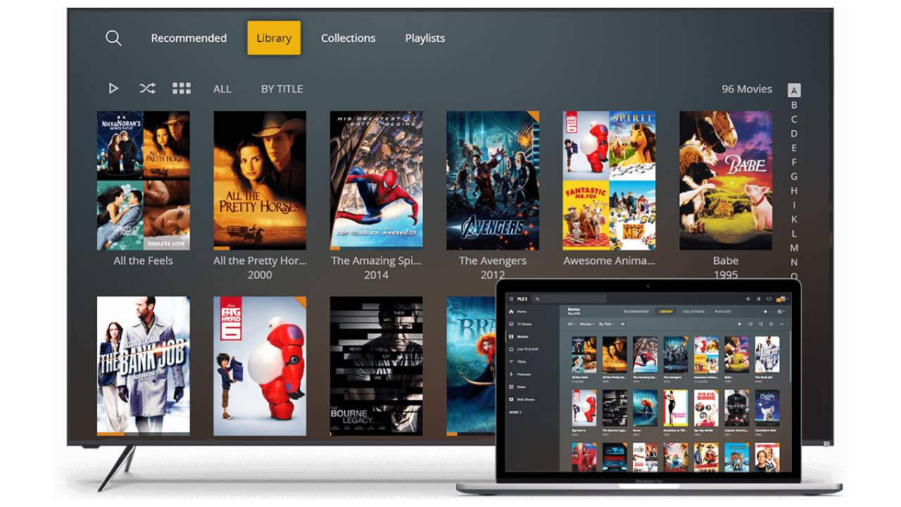 Plex improves Apple TV music experience and refines iOS controls